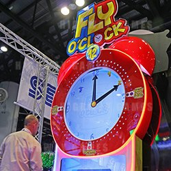 Fly O'Clock will be one of 22 games Sega shows at EAG 2017.