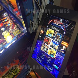 Stern Pinball is currently showing its new games at CES 2017