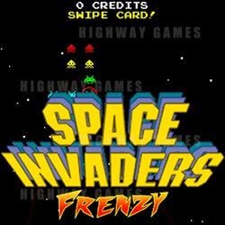 Space Invaders Frenzy is being shown for the first time at EAG 2017