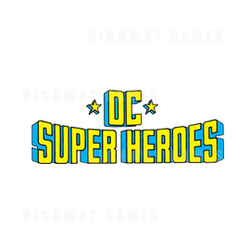 Bandai Namco unveil DC Superheroes arcade game