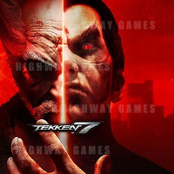 Tekken 7: Fated Retribution will launch in June 2017