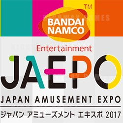 Bandai Namco will show 16 arcade and 9 VR games at JAEPO 2017