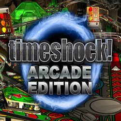 Arcooda and Barnstorm Games partner up for Timeshock! - The Arcade Edition
