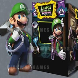 SEGA have uploaded a clip to YouTube explaining Luigi's Mansion Arcade game