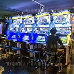 Why arcade is thriving in Japan