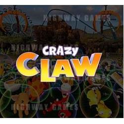 Rocket Amusements will show Crazy Claw Jr at Amusement Expo International