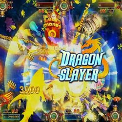 Dragon Slayer is a new fish hunting game