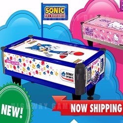 Introducing Sonic Baby Air Hockey Table