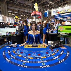 A game at G2E Asia 2016