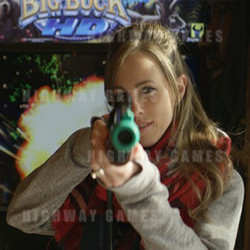 Sara Erlandson is the star of Twitch docco Ironsights