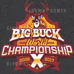 The location and dates for the 2017 Big Buck Hunter World Championship has been announced