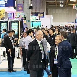Global Gaming Expo (G2E) Asia 2017