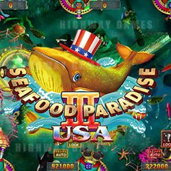 Seafood Paradise 3: USA Edition was released on Thursday