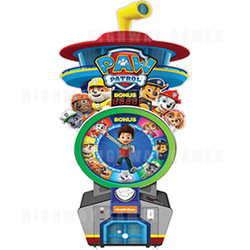 PAW Patrol is going arcade thanks to Andamiro