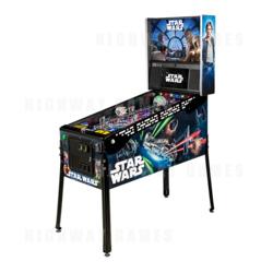 Stern's Star Wars Pinball