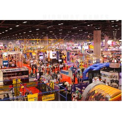 IAAPA was a huge event this year.