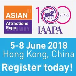 Asian Attractions Expo 2018 showcase