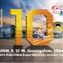 GTI Asia China Expo invites you to its 10th Edition