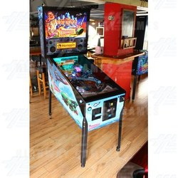 Anticipated Thunderbirds Pinball to make an appearance at AGE