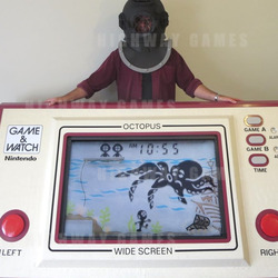 Largest Playable Game and Watch Device Awarded Guiness World Record