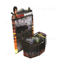 "65"" Tomb Raider Cabinet Announced"