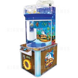 Andamiro's new game Prize Aquarium