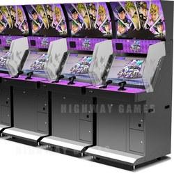 JoJo's Bizarre Adventure Arcade Machine