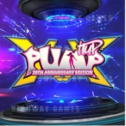 Pump It Up XX Logo