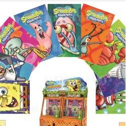SpongeBob Pineapple Arcade S2 Collectible Cards