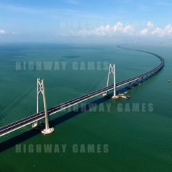 The Hong Kong-Zhuhai-Macau Bridge is one of the Seven Wonders of the Modern World and has brought about rapid technological and economical development