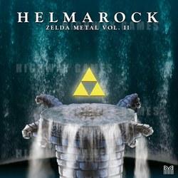 Helmarock: Zelda Metal Volume 2's cover artwork