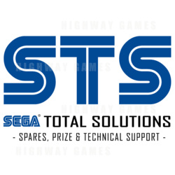 STS's new logo