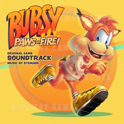 Bubsy: Paws on Fire Album Artwork