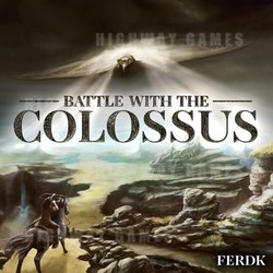 Battle with the Colossus Album Artwork