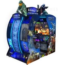 Halo: Fireteam Raven Arcade Machine