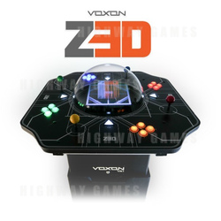 Voxon's Z3D Arcade Machine