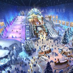 Snow Abu Dhabi, The World's Largest Snow Park, to Open in 2020