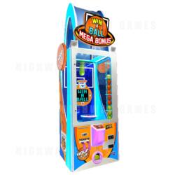 Hoop It Up's Prize/Ticket Redemption Machine