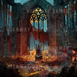 Resurrection of the Night: Alucard's Elegy Album Artwork