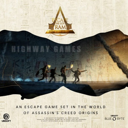 Inside the Lost Pyramid will be available initially for visitors
