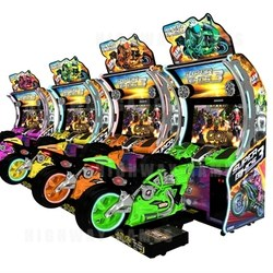 Super Bikes 3 will be at IAAPA Europe Expo