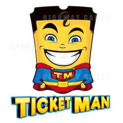Ticket Man Is Andamiro's Newest Hero