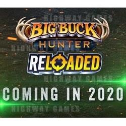 Big Buck Hunter Reloaded has been Announced
