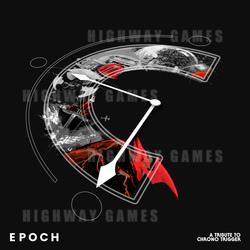 Chrono Trigger Tribute Album EPOCH Artwork