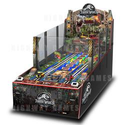 Andamiro's Jurassic World: Fallen Kingdom brings the film franchise to arcades