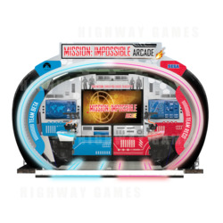 Mission: Impossible's arcade cabinet