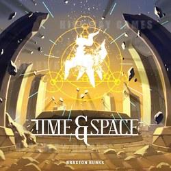 Time & Space Album Artwork