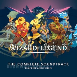 Wizard of Legend: The Complete Soundtrack Album Artwork