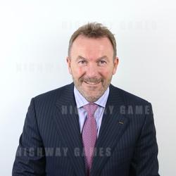 Paul Williams, CEO of SEGA