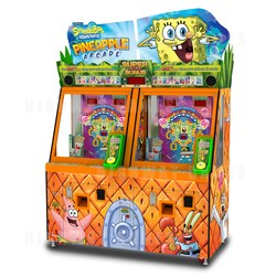 Andamiro Retires SpongeBob Pineapple Arcade, One of the Industry's Most Successful Card/Pusher Games